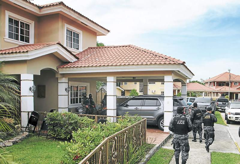 An Orellana property seized in Honduras