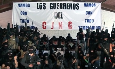 Jalisco Cartel - New Generation (CJNG)