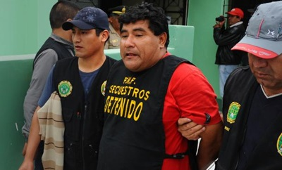 "One of the ""Malditos del Sur"" members arrested"