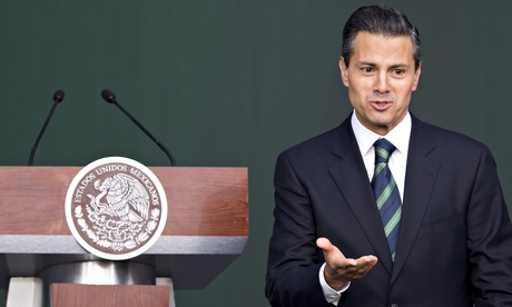 Mexico's president announces new security plan