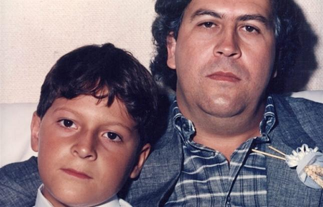 Top 10 Tales from Pablo Escobar's Son's Book