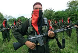 Colombia's ELN Guerrillas Bought Kidnap Victims