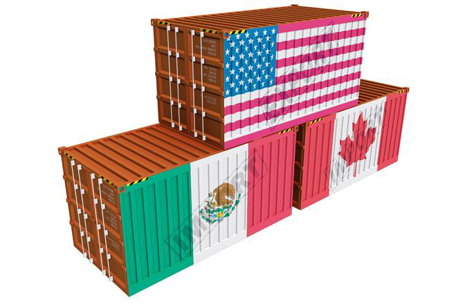 an introduction to the history of the north american free trade agreement nafta North american free trade agreement (nafta)  introduction   mexico would be overcome through an assurance of access to the us-american market.