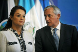 How the Scandal that Rocked Guatemala Threatens the Presidency