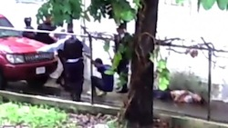 Video: Venezuela Police Appear to Execute Suspect