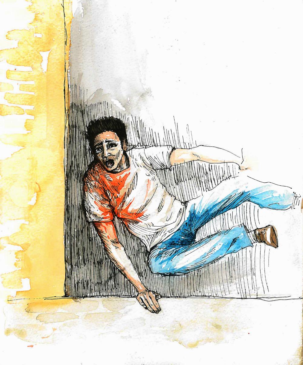 Poor 'hood, Mean 'hood: the Violent History of Rivera Hernandez, Honduras 15-12-07-Honduras-bocha-baleado-German-Andino