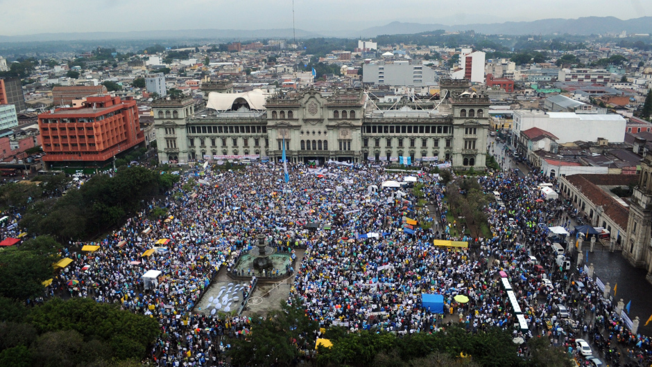 GUATEPROTEST