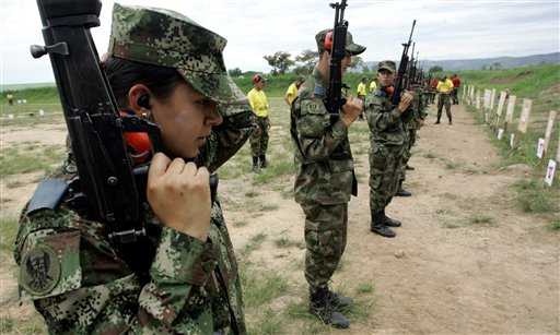 The US Shouldn't Export Colombia's Drug War 'Success'
