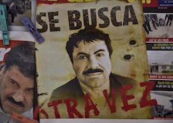 To Find El Chapo, Mexico Enlists Colombia's Escobar-Hunters