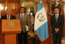 Latest Guatemala Corruption Scandal May End in President's Ouster