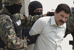 Mapping El Chapo's Reported Hideouts