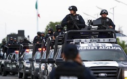 Mexico Recycles Security Strategy in Embattled Michoacan