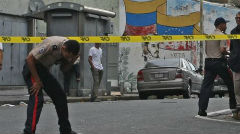 Venezuela murders are on the rise