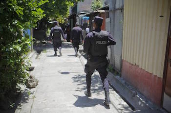 El Salvador's police have been implicated in extrajudicial killings before
