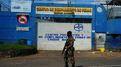 The Salvadoran prison where authorities seized $11,000