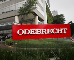 "Odebrecht is one of the main companies implicated in the ""Car Wash"" scandal"