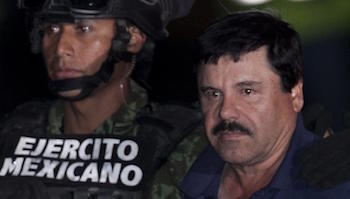 'El Chapo's' capture will not significantly disrupt the Sinaloa Cartel's operations