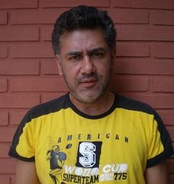 Brazilian convict Jarvis Chimenes Pavão