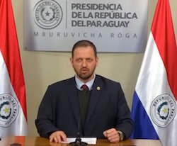 Paraguay President Accepts Resignation of Anti-Drug Czar