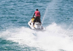 Acapulco has seen four murders using jet-skis in 2016