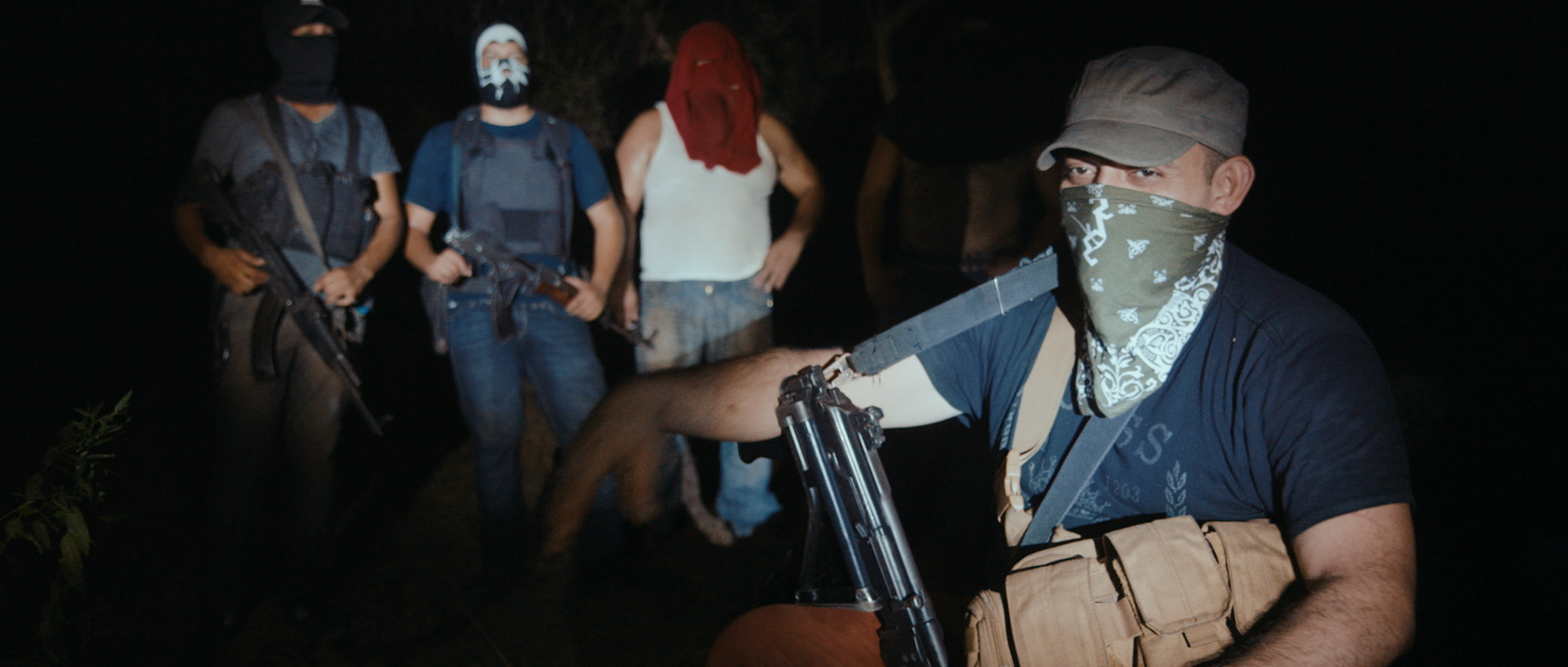 Meth producers in Michocán