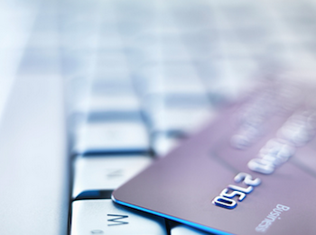 Corporate credit cards can be used to disguise illicit financial transactions
