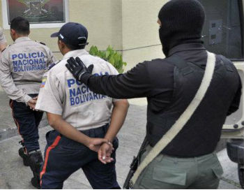 Military and Police Corruption: Venezuela's Growing Evil