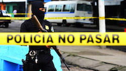 El Salvador Chips Away at Very High Homicide Rate