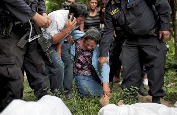Gang violence continues to plague Central America