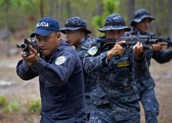 Homicides in Honduras have dropped considerably since peaking in 2011.