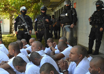 Officials in El Salvador agreed to extend special anti-gang measures