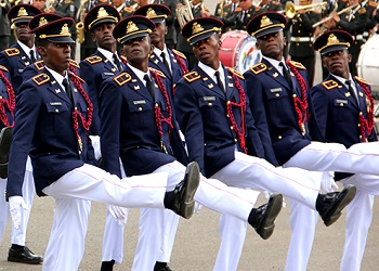 Haiti is training a new army