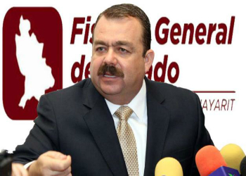 Edgar Veytia, Nayarit's former attorney general