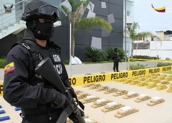 Ecuador Officials Reject Report Saying Mexico Cartels Operate There