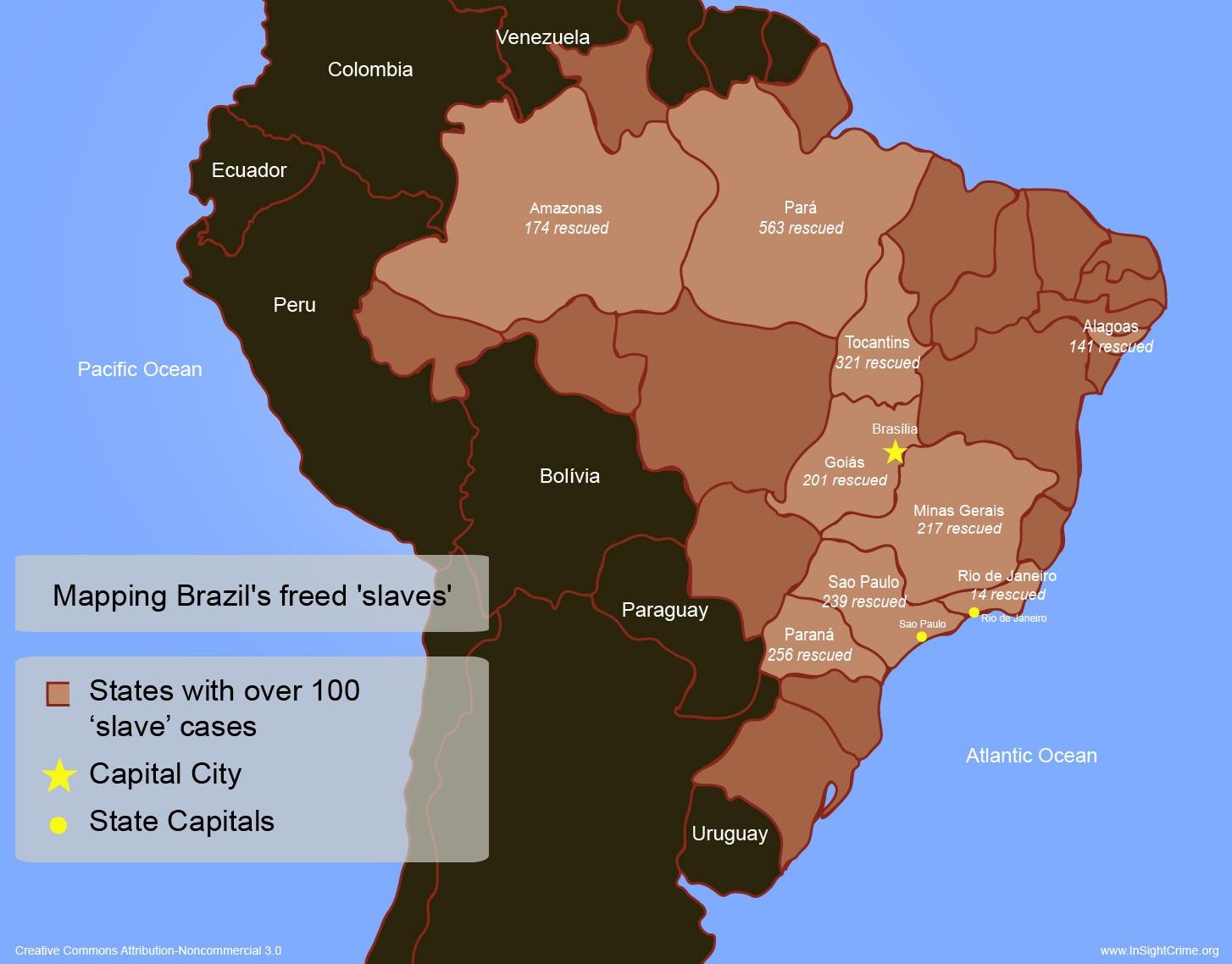 Brasil-Slavery