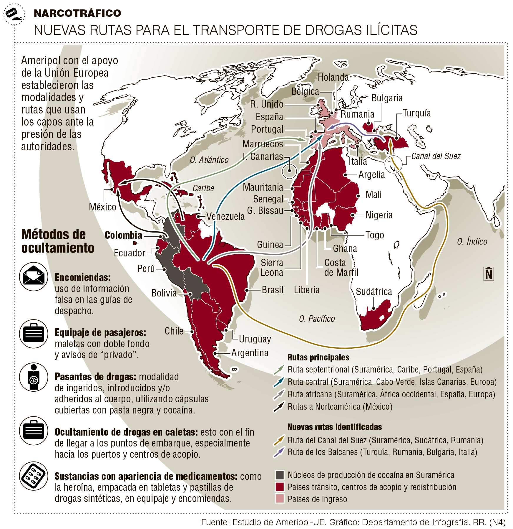 the evolution of the drug and arms trade in the global community The global community has held the global  have limited the need to trade global dependence for an improved material standard of living  violence is a drug .