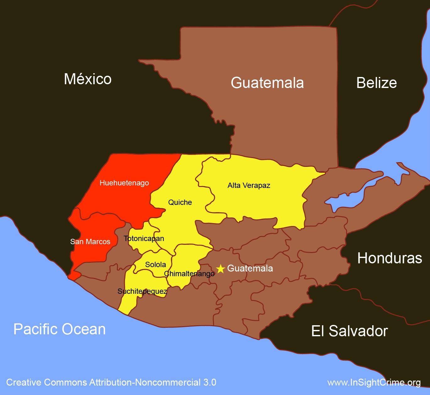 Guatemalamapa