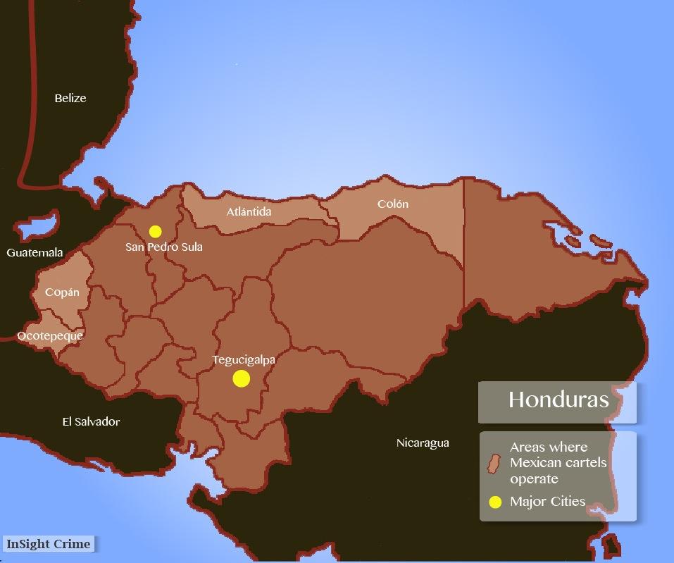 Honduras Zetas