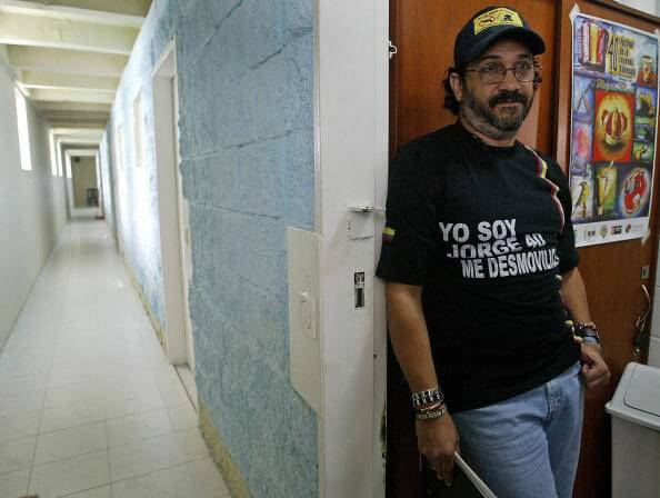 Colombia Elites and Organized Crime: 'Jorge 40'