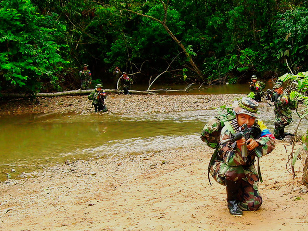 Ivan Rios Bloc: the FARC's Most Vulnerable Fighting Division