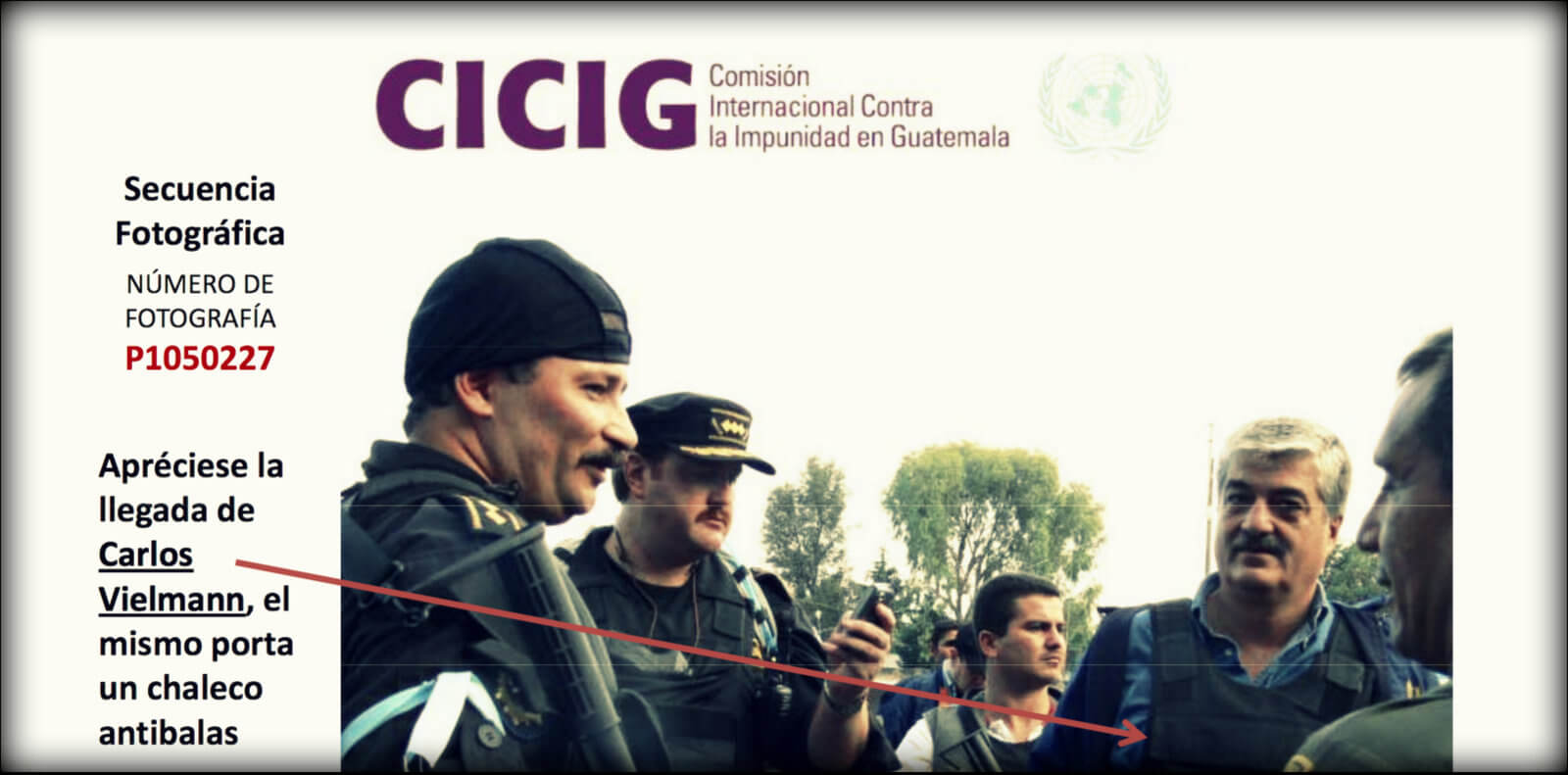 Guatemala Elites and Organized Crime: The CICIG