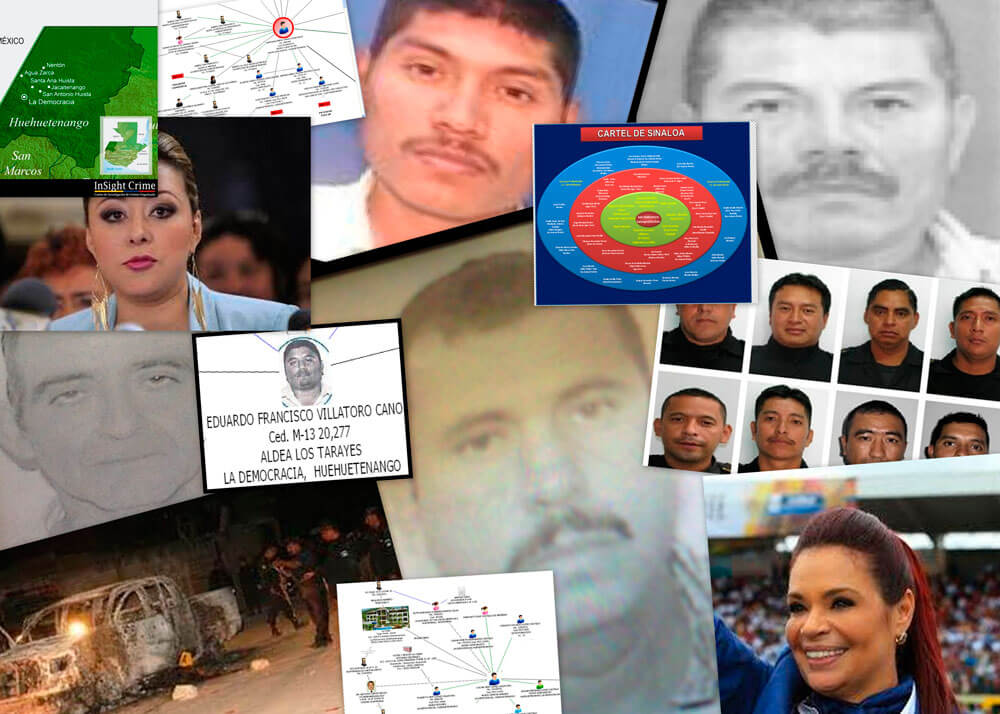 Guatemala Elites and Organized Crime: The 'Huistas'