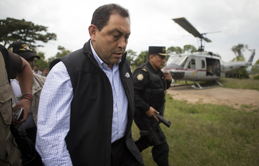 Guatemala's Mafia State and the Case of Mauricio López Bonilla