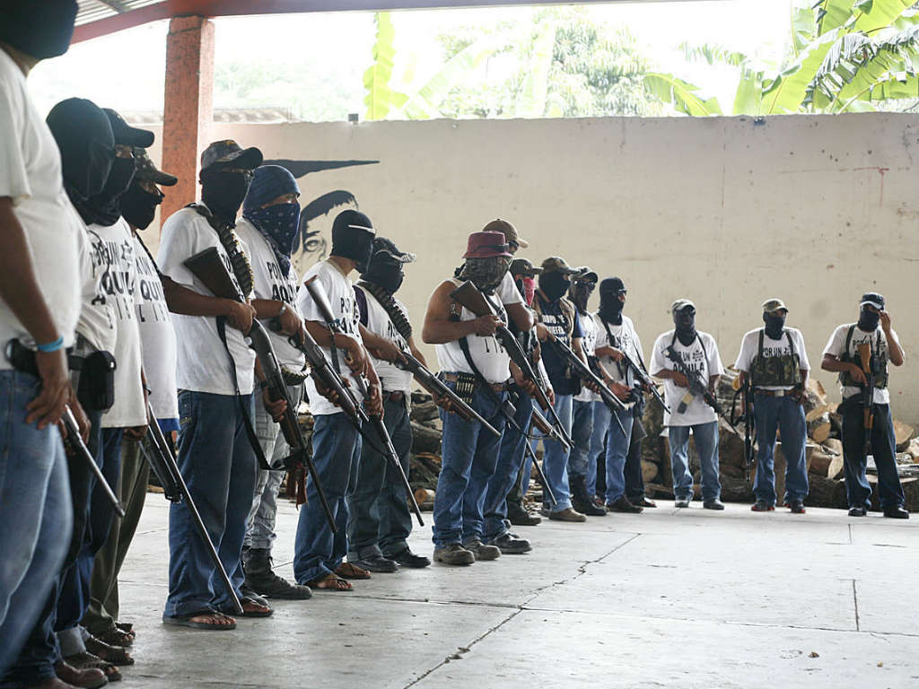 Mexico's Security Dilemma: A Myopic Approach to Michoacan's Militias