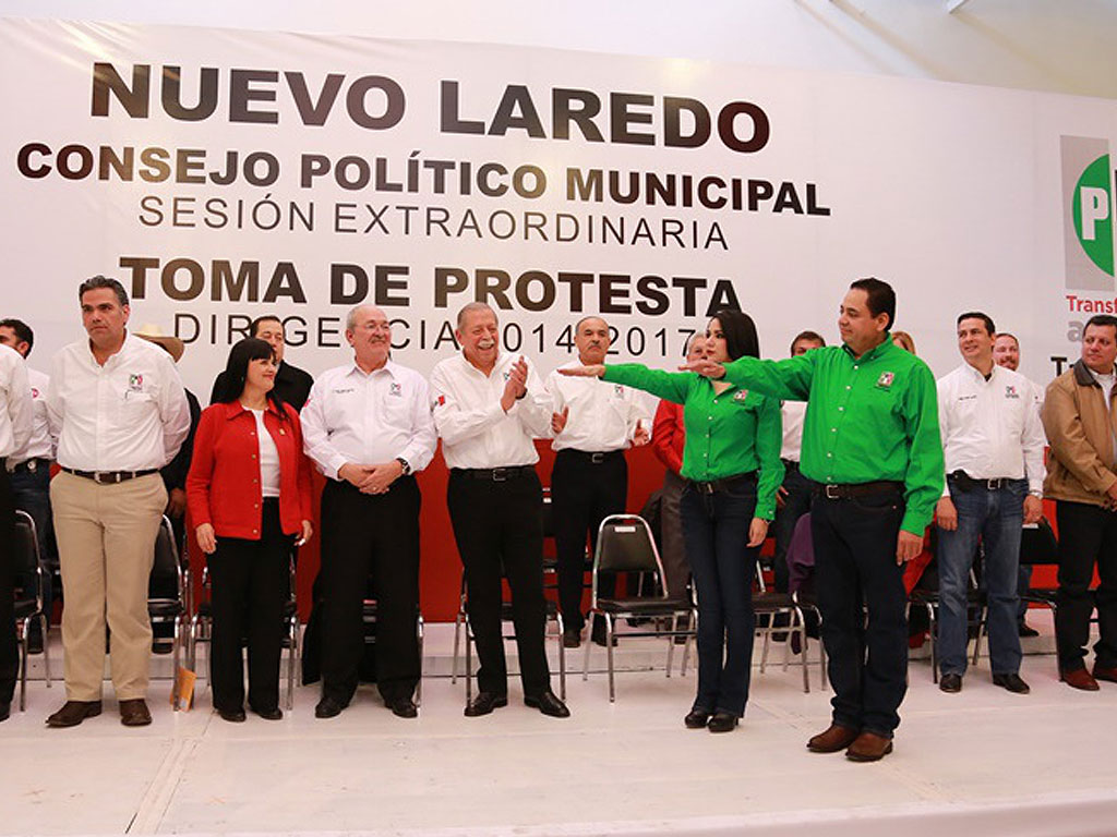 How Mexico's PRI Can Make Nuevo Laredo into Its Juarez