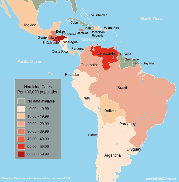 honduras on december 31 honduras security minister arturo corrales announced the country s 2014 homicide rate stood at 66 per 100 000