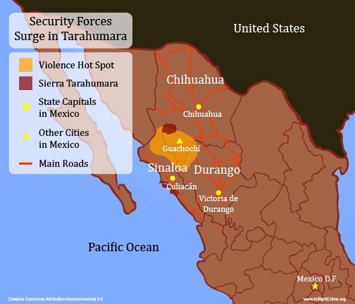 Tarahumara Incursion
