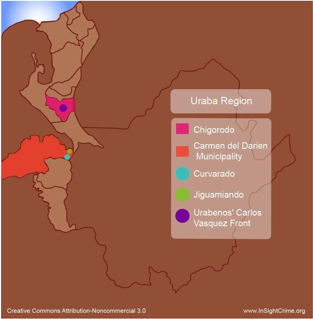 Uraba Region
