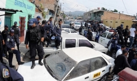 Police in El Salvador that has one of the highest murder rates in the world says it has gone 24 hours without any murder, a rare occurrence in a nation…