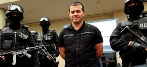 Colombian Drug Boss Arrested in Ecuador